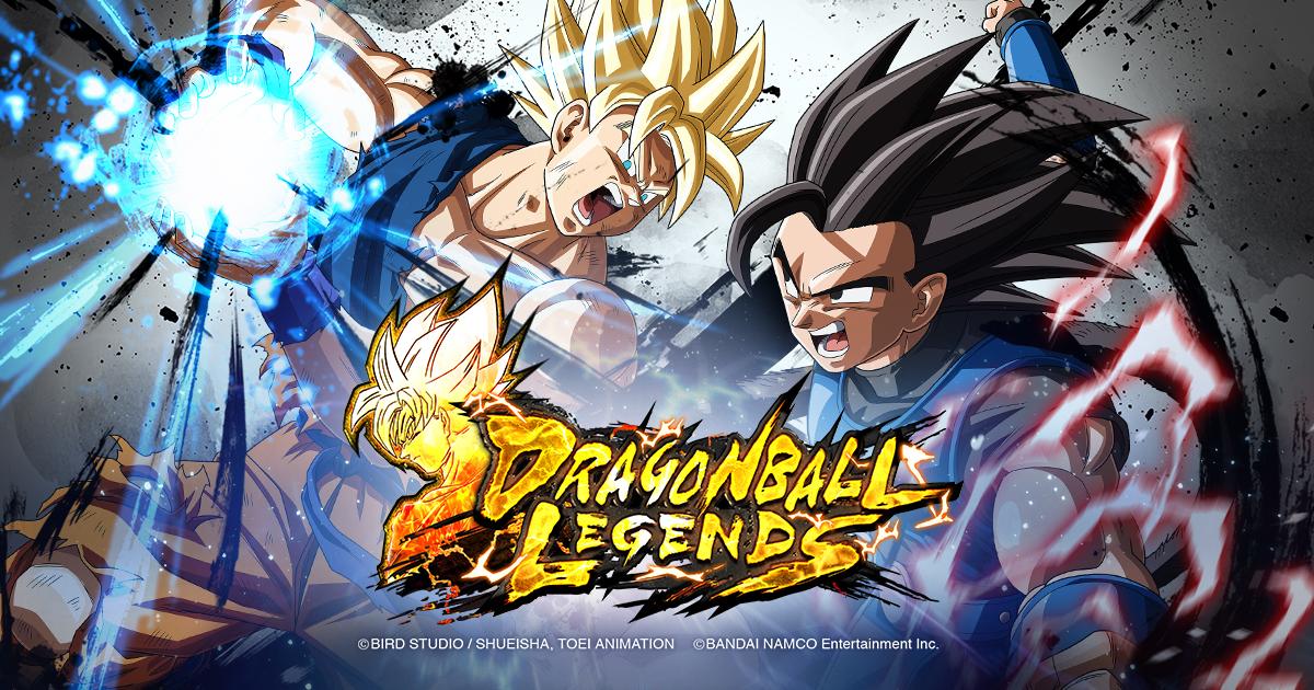 Dragon Ball Legends Bandai Namco Entertainment Offizielle Webseite